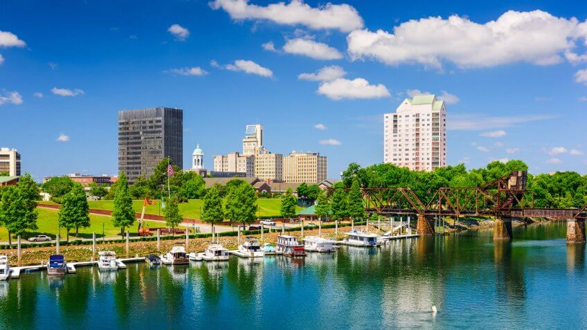 Cheapest Places To Retire To In The US