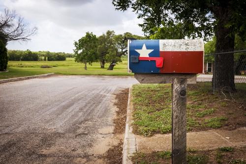 retire to texas