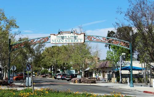 Retire To Yorba Linda California